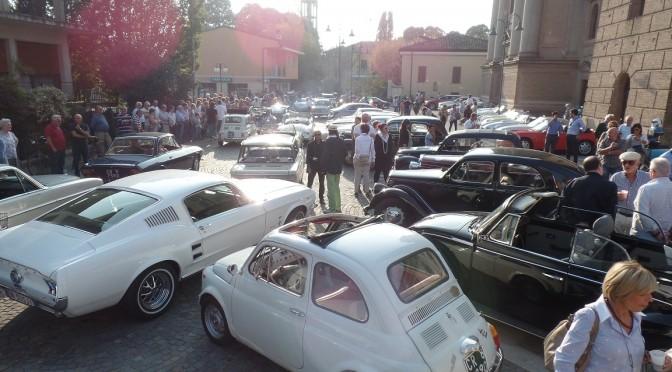 Auto Raduno d'Epoca 'Ruote classiche tra mura storiche' – Crema – 28.09.2014